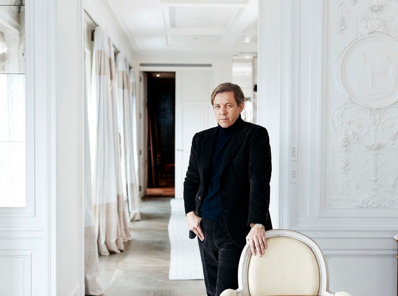 interior designers Let's know 100 of the best interior designers ever (Pt2) Michael S Smith 1
