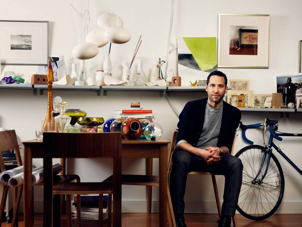 interior designers Have a look at 20 of the best Interior Designers from Germany (Part 3) Omer Arbel