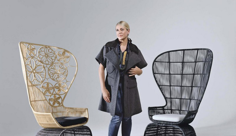 interior designers Let's know 100 of the best interior designers ever (Pt2) Patricia Urquiola