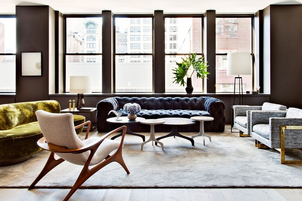 best interior designers Have a look at 20 of the Best Interior Designers from NYC Shamir Shah Design