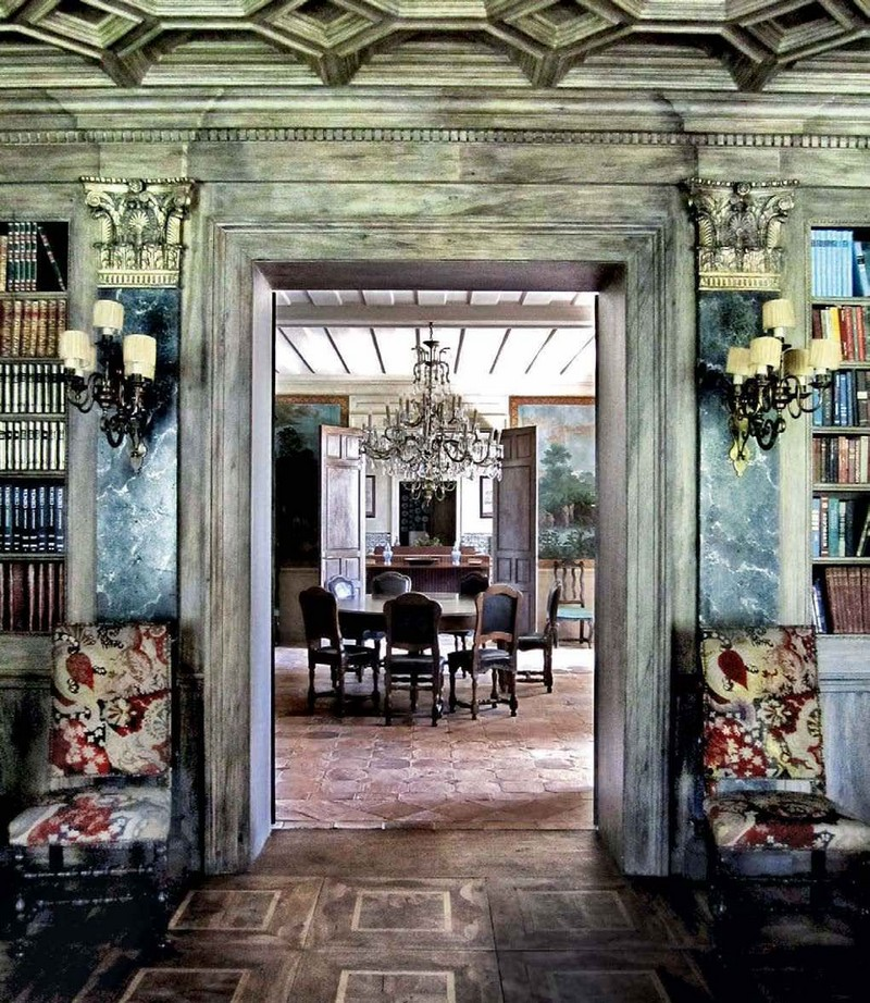 interior designers Let's know 100 of the best interior designers ever (Pt2) Studio Peregalli