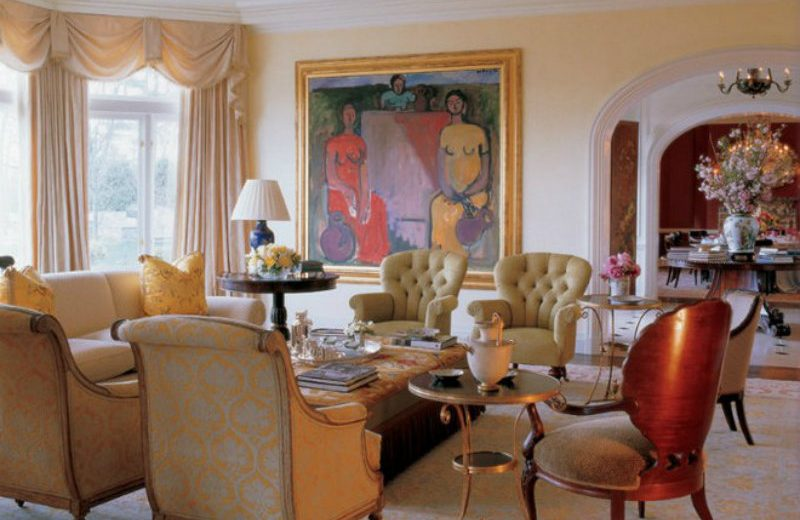 bunny williams Bunny Williams: The Best Interior Design Projects Bunny Williams The Best Interior Design Projects 3