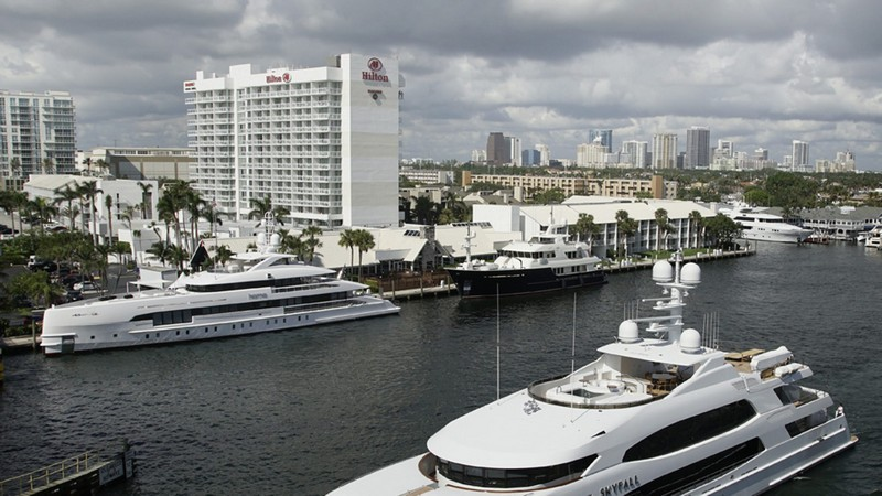 Dont' Miss The Fort Lauderdale International Boat Show 2019