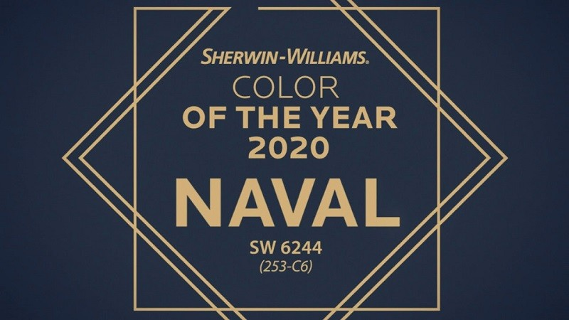 Sherwin-Williams Revealed The 2020 Colour of the Year 2020 colour of the year Sherwin-Williams Revealed The 2020 Colour of the Year Sherwin Williams Revealed The 2020 Colour of the Year 1