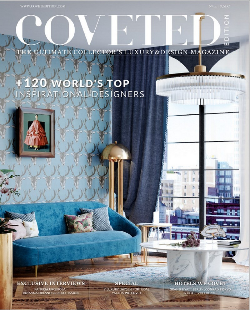Interior Design News See The 14th Edition of CovetED Magazine interior design news Interior Design News: See The 14th Edition of CovetED Magazine Interior Design News See The 14th Edition of CovetED Magazine 1