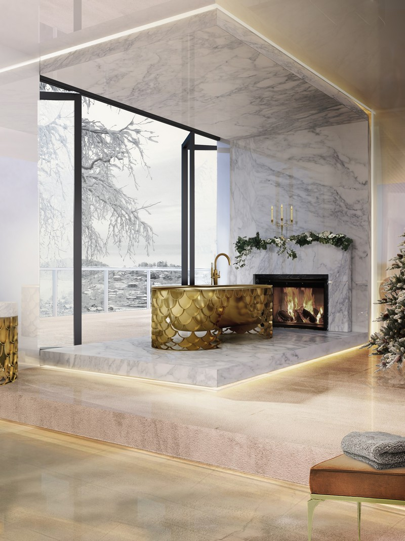 Discover How To Add a Holiday Touch to Your Luxury Bathroom luxury bathroom Discover How To Add a Holiday Touch to Your Luxury Bathroom Discover How To Add a Holiday Touch to Your Luxury Bathroom 4
