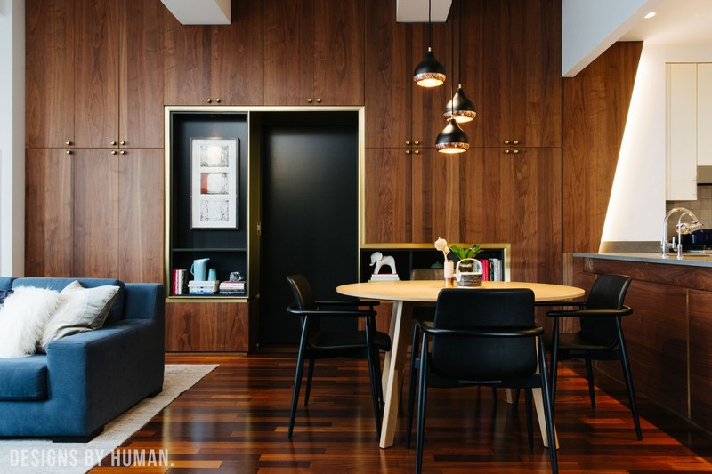 Inside a Residential Project With a Scandinavian Design