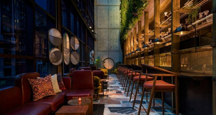 rockwell group Shop The Look of Top Hospitality Projects by Rockwell Group feat 6