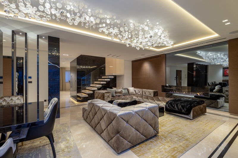 Contemporary Interior Design Project by Cochet Païs