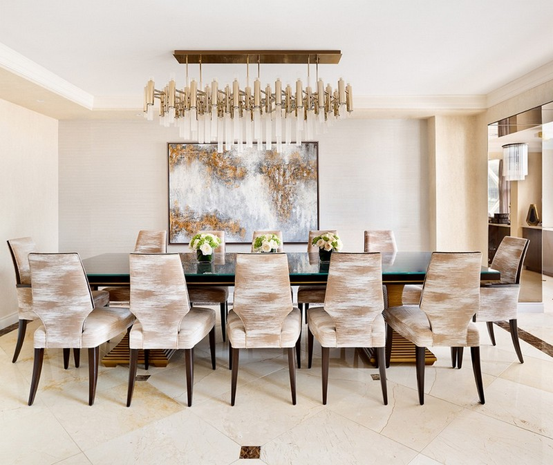 Luxury Apartment in NYC by Ovadia Design Group