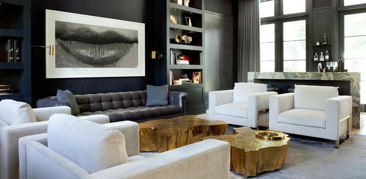 modern interior design Modern Interior Design Project by Jessica Gersten feat 1