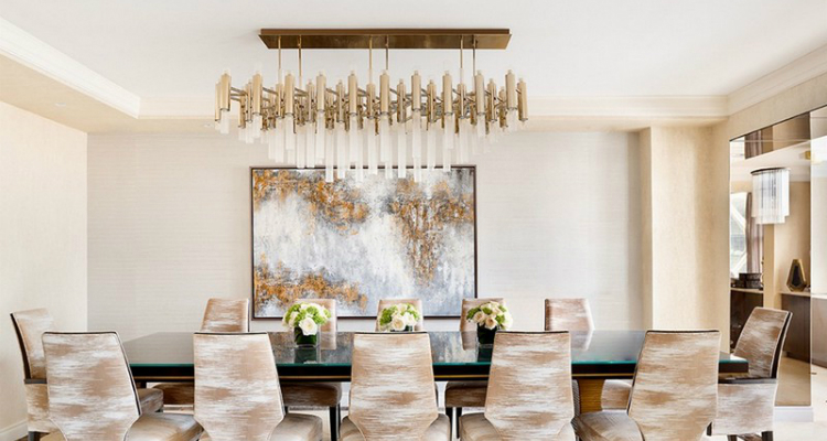 luxury apartment Luxury Apartment in NYC by Ovadia Design Group feat 12