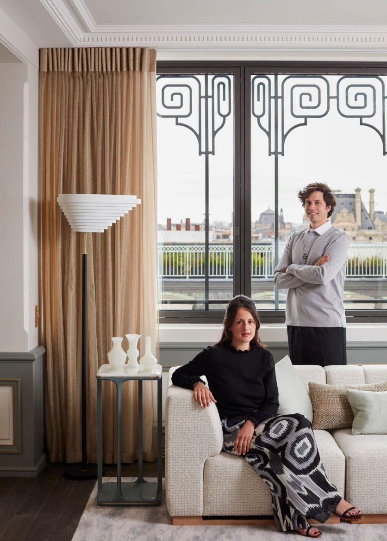 Belle Etoile Suite at Hotel Le meurice 20