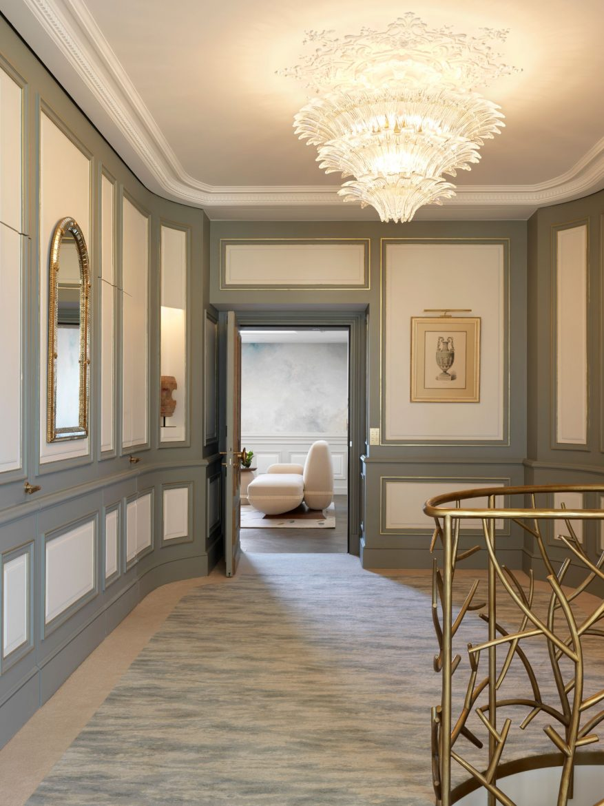 Belle Etoile Suite at Hotel Le meurice 15 belle BELLE ETOILE SUITE AT HOTEL LE MEURICE: an authentic dream design by Lally & Berger BELLE ETOILE 04 scaled