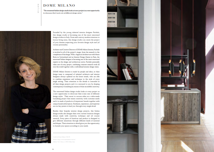 Discover The Best Interior Designers of Milan 5 milan Free Ebook – Discover The Best Interior Designers of Milan dome milano