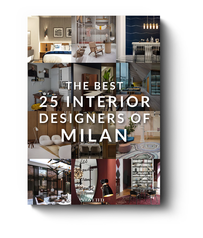 Discover The Best Interior Designers of Milan 1