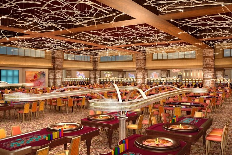 HBA, One of The Greatest Design Studios in the World 3 hba HBA, One of The Greatest Design Studios in the World 21 Rendering of Mont Parnes Casino Resort interior designed by HBA Hirsch Bedner Associates 1