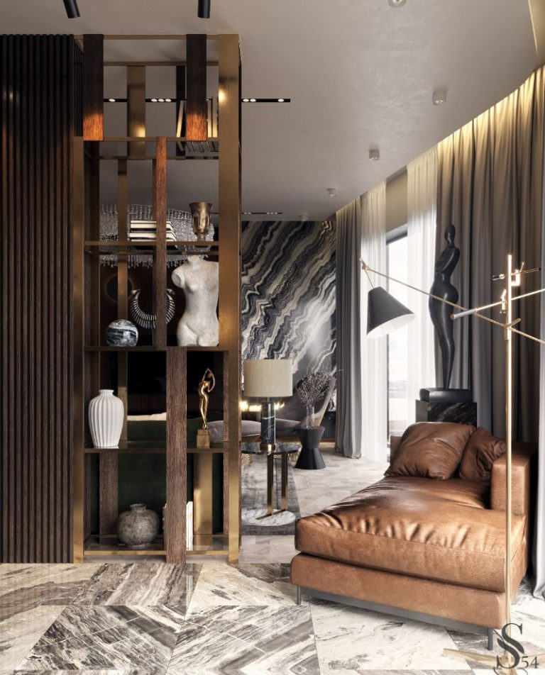A Luxury Apartment in Russia Designed by Studia-54 7 luxury A Luxury Apartment in Russia Designed by Studia-54 A Luxury Apartment in Russia Designed by Studia 54 3