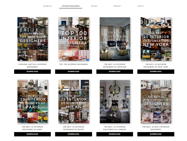 Free and Inspirational Interior Design Ebooks That You Will Love 4