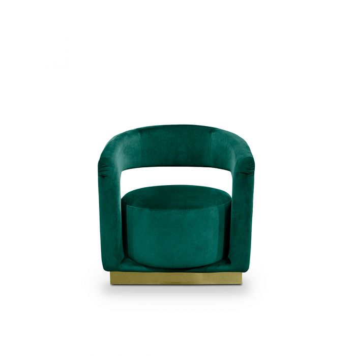 color trends How to Use Color Trends by Top Interior Designers ellen armchair by essential home insplosion
