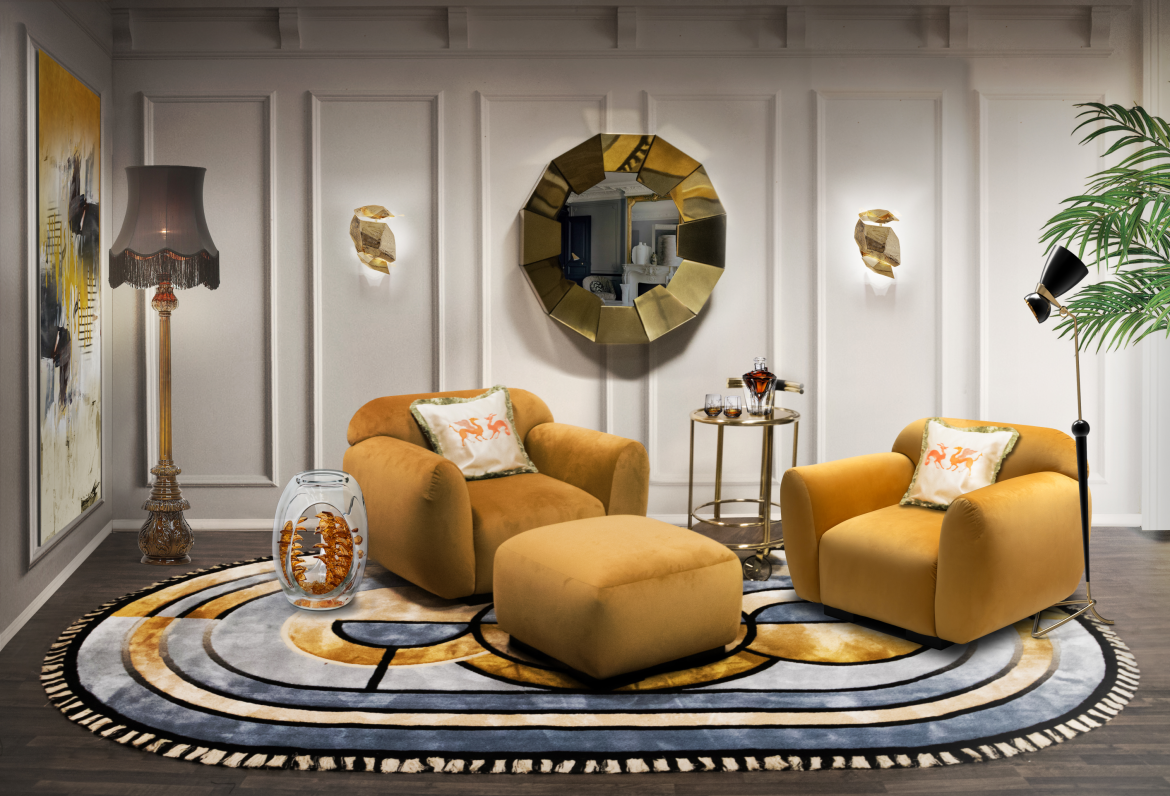 2020 spring 2020 Spring Interior Design Trends: Colors, Textures and Patterns RS kleopatra lounge living room